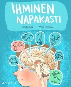 Ihminen napakasti / Kalliola, Iiris, kirjoittaja. ; Heinonen, Väinö, kuvittaja.