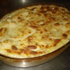 Torta De Bacalhau No Salt Recipes, Fish Recipes, Seafood Recipes, Baking Recipes, Great Recipes, Food C, Good Food, Yummy Food, My Favorite Food
