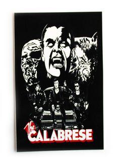 CALABRESE Merch!  www.CalabreseRock.com #CALABRESE #Band #Merch #DarkRock #PunkRock #DeathRock