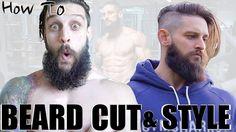 BEARD CARE, TRIMMING & VIKINGS STYLE | Transformation Tutorial | Men's Beard Grooming Oils