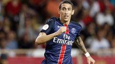 Comme Zlatan, Di Maria tient beaucoup à son numéro ! - http://www.le-onze-parisien.fr/comme-zlatan-di-maria-tient-beaucoup-a-son-numero/