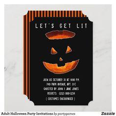 Sac Halloween, Halloween Party Kostüm, Spooky Halloween Decorations, Halloween Themes, Funny Halloween, Halloween Games Adults, Couple Halloween, Halloween Cards, Halloween Halloween
