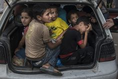 WPP2015, General News, 3rd prize stories, Sergey Ponomarev GAZA CONFLICT 04 August 2014