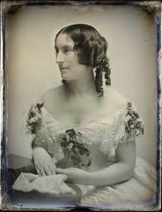Unidentified Woman, c. 1850