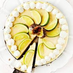 Kotiliesi - Key Lime Pie