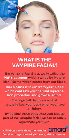 What Is the Vampire Facial