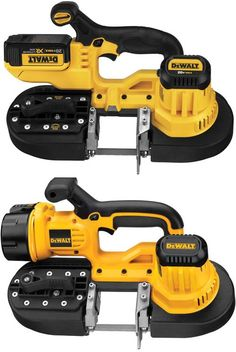 Dewalt Cordless Band Saw Comparison