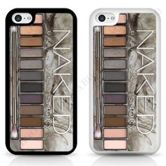 Make-Up-Naked-Smoky-Eye-Palette-iPhone-Hard-Case-Cover-for-iPhone-Samsung-Sony