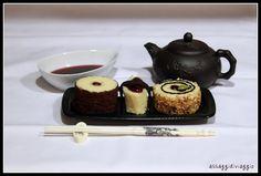 Assaggidiviaggio: Cotton sushi cheesecake