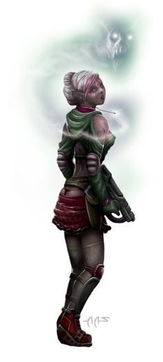 Shadowrun Cyberpunk Elf Witch by raben-aas.deviantart. #Cyberpunk #Art #gosstudio .★ We recommend Gift Shop: http://www.zazzle.com/vintagestylestudio ★