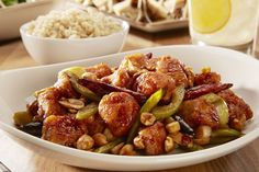 Kung Pao Chicken do restaurante P.F. Chang's