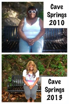 Eboney Found Herself on Her Journey of Losing 122 Pounds! Check out her inspirational weight loss story and photos!   via @SparkPeople #diet #fitness #motivation #success