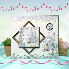 Floral Breeze Page 2 | Hunkydory Crafts