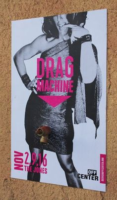 gyro Denver Drag Machine poster