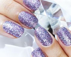 Sephora-Nails Inc Glitter 3D !