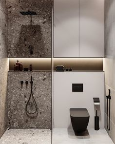 Bathroom Design Luxury, Bath Design, Glass Barn Doors, Interior Barn Doors, Bathroom Styling, 3ds Max, Midcentury Modern, Interior Architecture, Home And Family