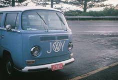 Joy :) VW van