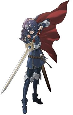 Lucina Disguised as Marth