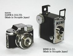 Made in Occupide Japan