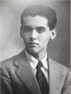 Poet Federico Garcia Lorca   Uncredited and Undated Photograph