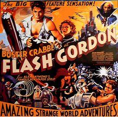 Flash Gordon - Buster Crabbe
