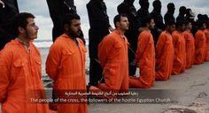 El Estado Islámico publica un vídeo con la decapitación de 21 cristianos - Libertad Digital