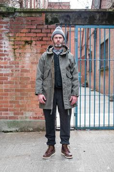 Zafer Dede • misterquagi: Engineered Garments FW 2015...