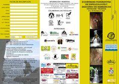 Espeleo Club de Descenso de Cañones (EC/DC): II Jornadas Federativas de Espeleología y Descenso...
