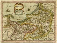 Ostpreussen. | Mercator