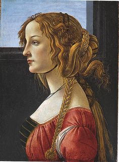 Ideal Portrait of a Lady  (
