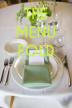 Get Sh*t Done: How to Set A Table « A Practical Wedding: Ideas for Unique, DIY, and Budget Wedding Planning