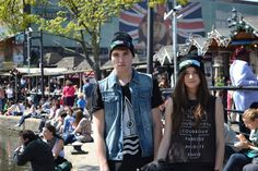 Camden Cool #fashion #beanies #music