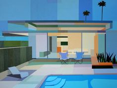 'Wexler House' - Andy Burgess