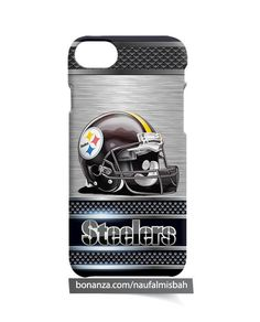 Pittsburgh Steelers Helmet iPhone 5 5s 5c 6 6s 7 + Plus 8 Case Cover - Cases, Covers & Skins