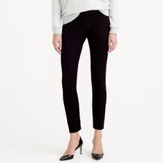 J.Crew Black Minnie Pant Cotton Blend Size 00 #JCrew #CaprisCropped
