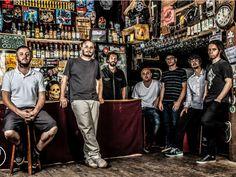 Misturando sonoridades africanas, rock, jazz e psicodelia, a banda instrumental Kubata sobe ao palco do Sesc Ipiranga para fazer uma apresentação com entrada totalmente Catraca Livre.