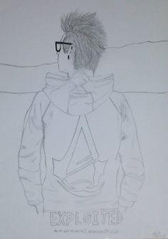 #Expl0ited#youtuber#fun#boy#pencil