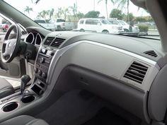 2012 Chevrolet Traverse LT SUV Chevrolet Traverse, Palm Beach Fl, Car Seats