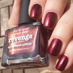 Nagellack Revenge (LE) von Picture Polish - The Nailista Shop