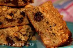 Deep South Dish: Chocolate Peanut Butter Bars