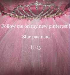 Follow me on my new pinterest  Star pasinsie   <3