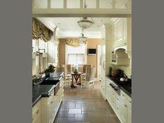 Anthony Catalfano Interiors, Inc. - Boston MA - Gallery Love the white cabinets and dark countertops.