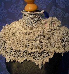 lace scarf pattern