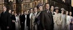 Downton Abbey. Love this show!