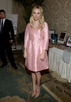 Sienna Miller  BAFTAs 2013