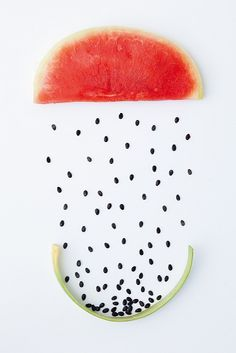 Via Rebecca Newport | Watermelon Still Life