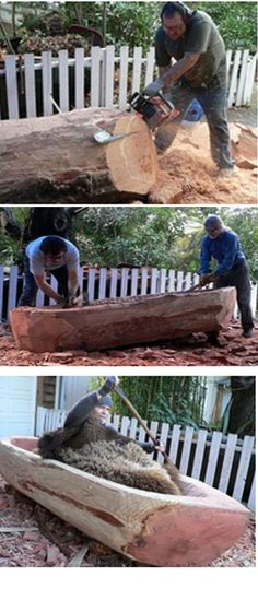 Boat making. Don't expect to need this in the desert--just pinning 'cause it's cool!