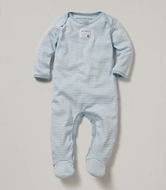 Bee Essential Footie Coverall - Burts Bees Baby