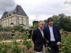 #JPLVMH #Moet Twitter / Sophie_Dumay : #champagne Antoine #Arnault ...