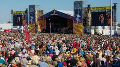 Love jazz? Join fellow music lovers at the New Orleans Jazz and Heritage Festival. #TCSpringFling